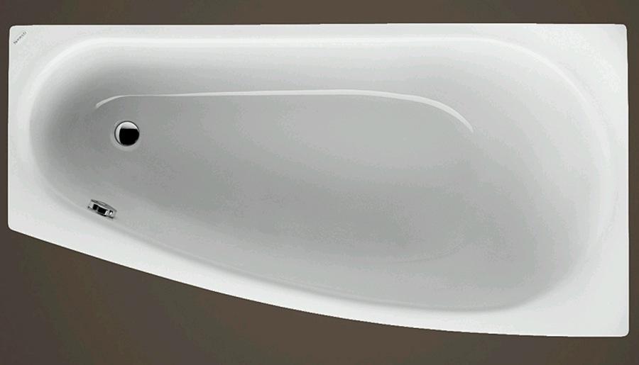 ARIELA 1500x800x425 mm pravá akrylátová