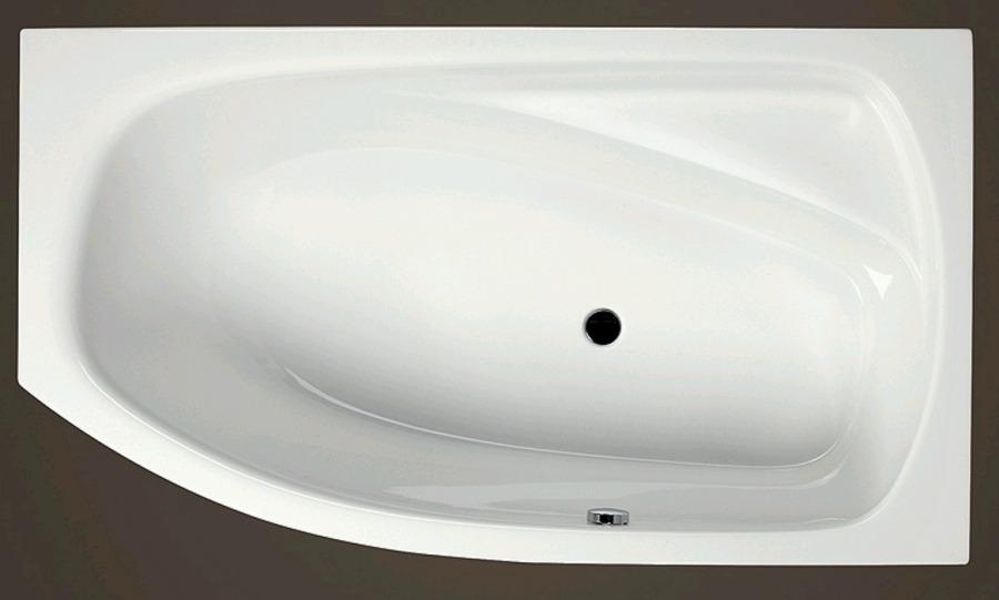 FOX 1500x845x430 mm pravá akrylátová