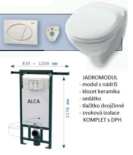 JÁDROMODUL - SET KOMPLET - AKCE