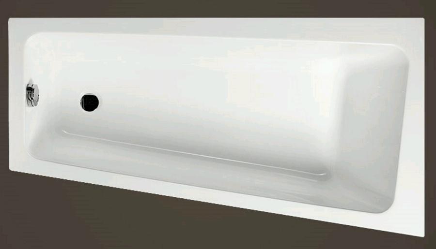 VIKY 1500x800x400 mm pravá akrylátová